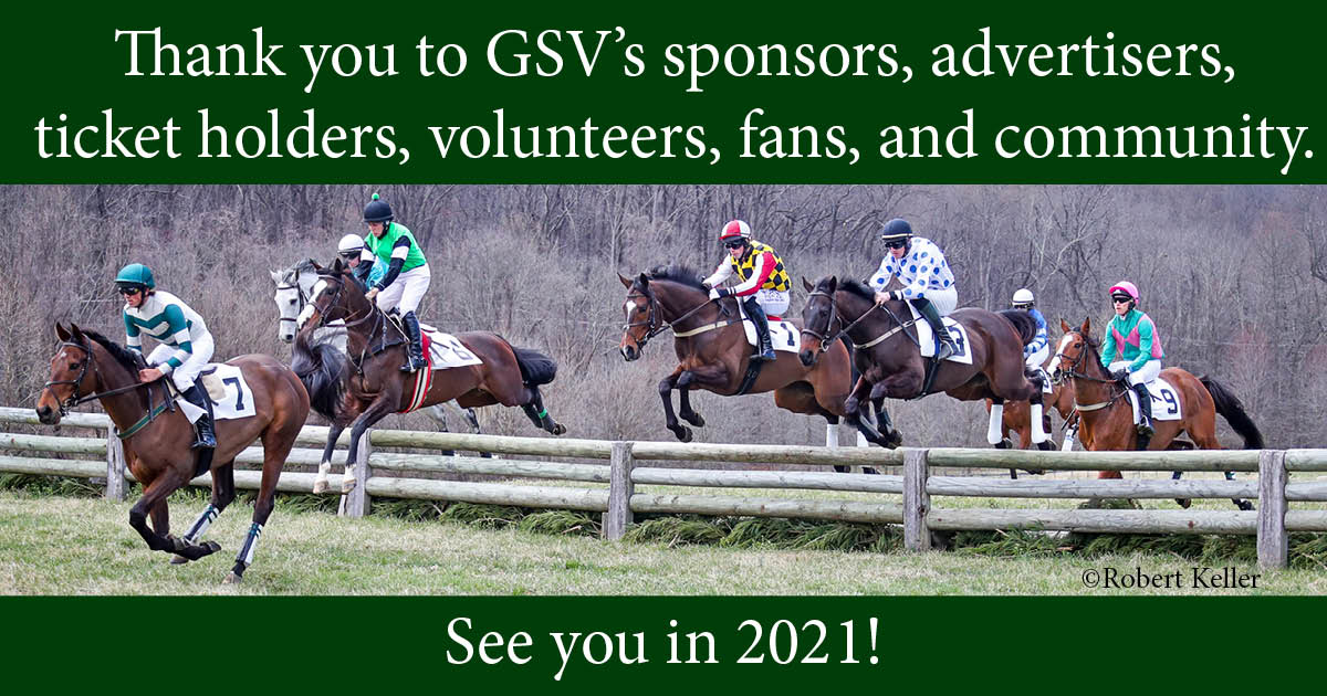 Thank you from the GSV Point to Point